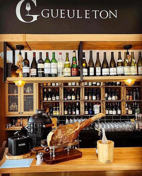 image du restaurant Gueuleton